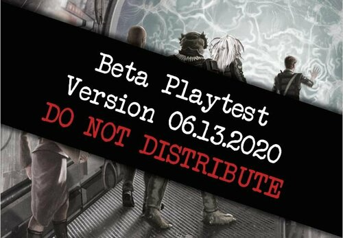 Stargate RPG Public Beta Rules