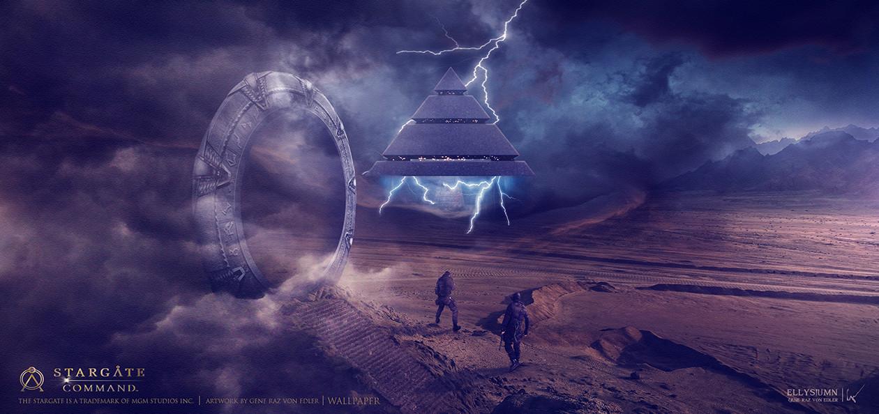 Stargate Phoenix-1 Living Campaign (PA/NY)